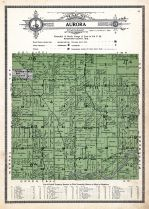 Aurora Township, Waushara County 1914